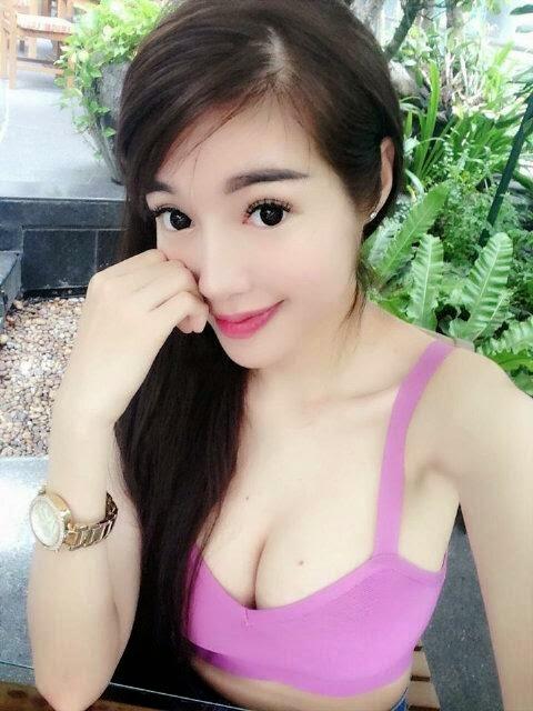 elly tran ha best selsfie photo seksi big boobs   asian