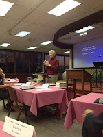 At the School of Pastoral Nurture with Pastor Jack Hayford. Awesome Apostle of the Faith