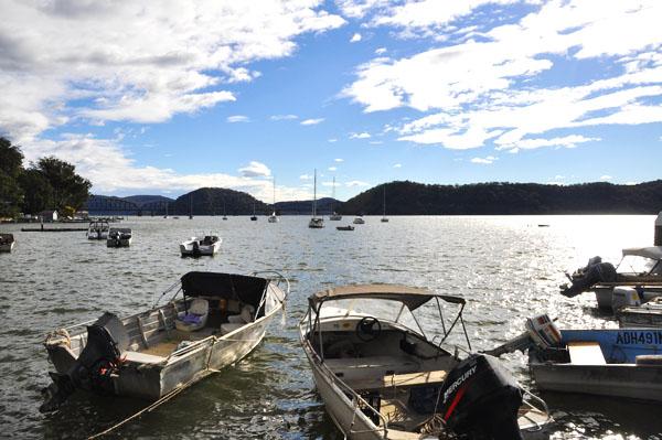 Dangar Island Hawkesbury river
