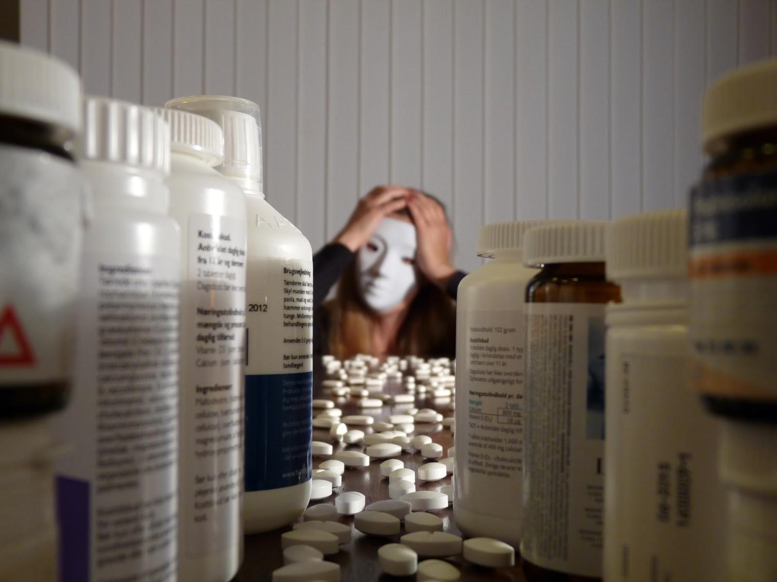 lavt stofskifte medicin bivirkninger