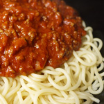 Spaghettis à la sauce bolognaise (facile)