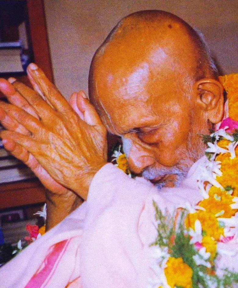 Šríla Bhakti Pramode Puri Goswami Maharádža