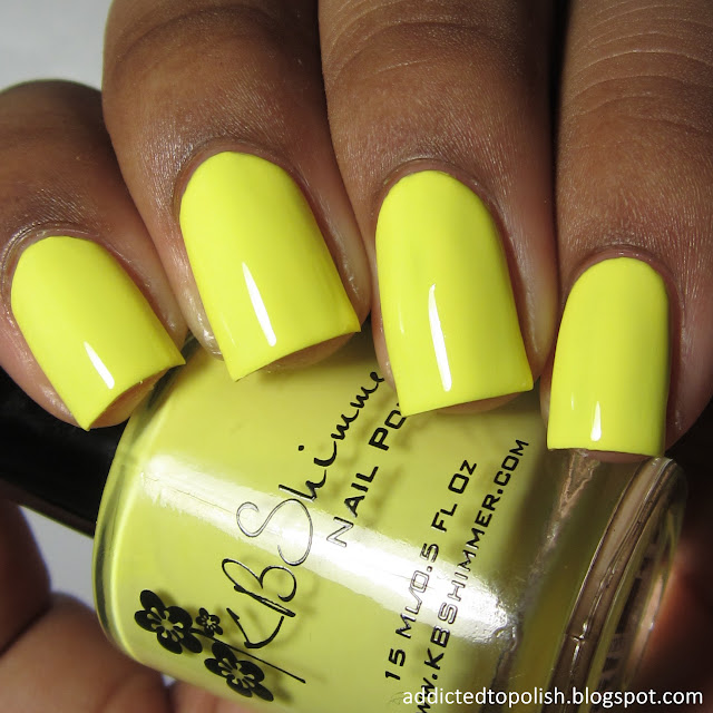 kbshimmer rum me the right way summer 2015 neon