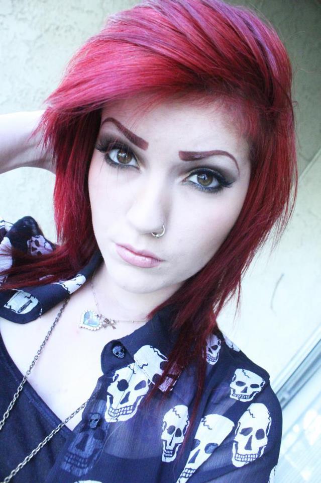 Cute Emo Haircuts Cute Emo Hairstyles For Medium Length Hair