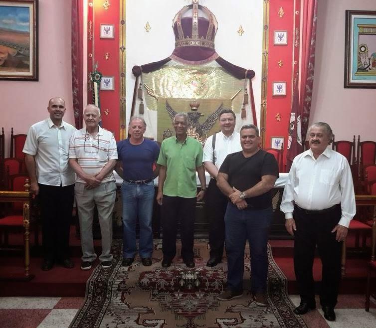 reuniões de estudo do Consistório