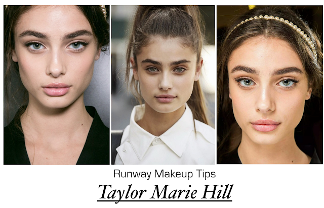 Victoria's Secret, VS Angel, Taylor Marie Hill, Taylor Marie Hill Runway, Top Model Makeup