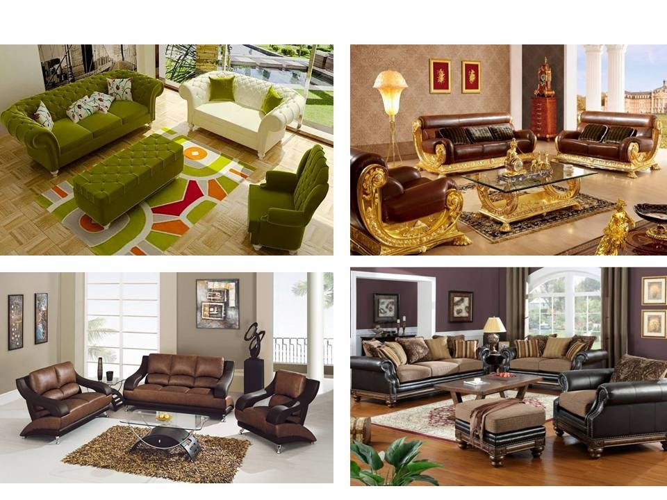 Modern Diverse Sofas furniture models