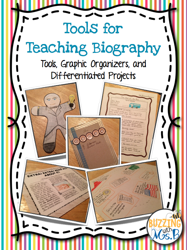 https://www.teacherspayteachers.com/Product/Biography-Teaching-Tools-Graphic-Organizers-Tools-and-Projects-1686434