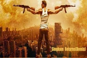 Singham Returns Remix