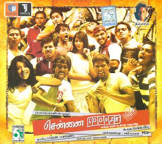 Chennai 600028 Instrumental Songs