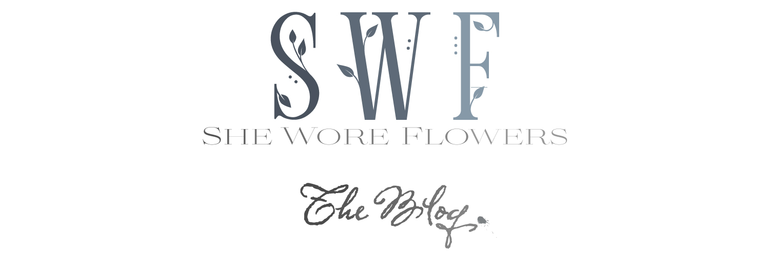She Wore Flowers