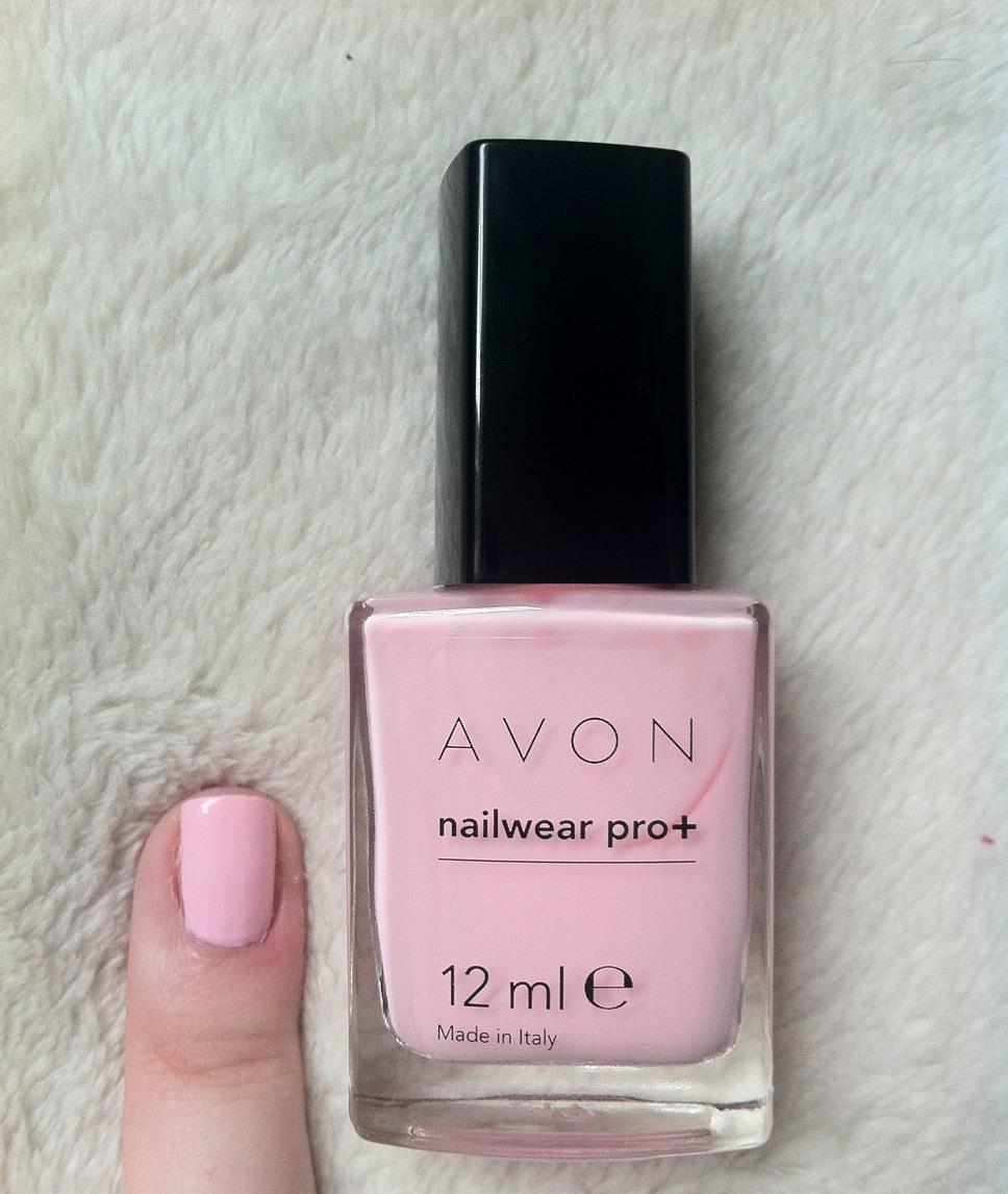 Avon Pro Enamel Nail Polish