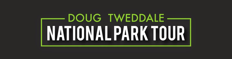 Doug Tweddale National Park Tour 2015
