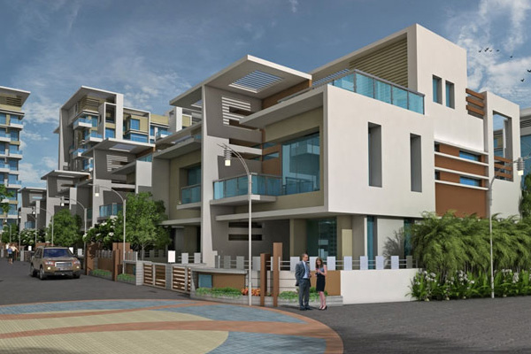 Kolhapur Real Estate Market Blog: Bungalows & Villas Kolhapur