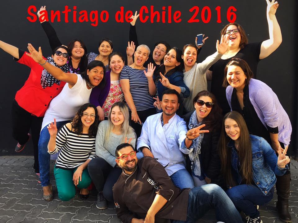 FUIMOS LOS ORGANIZADORES DE WINIART EN CHILE Y ARGENTINA!