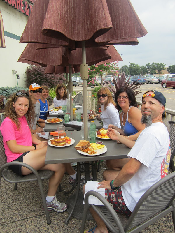 we stopped at the keys cafe and bakery in woodbury mn to carb load and  title=