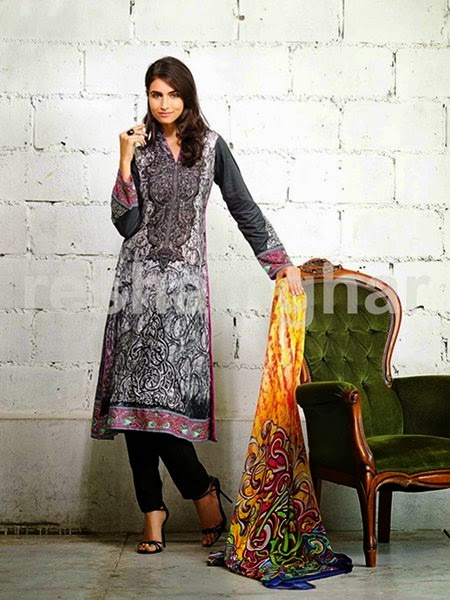 Resham Ghar Summer Collection