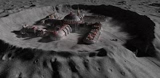 ciudades en la Luna