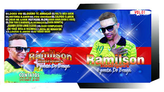 "Ramilson Rodrigues "" O poeta do Brega """