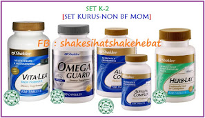 SET KURUS - NON BF MOM