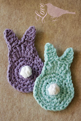 Spring Bunny Pattern