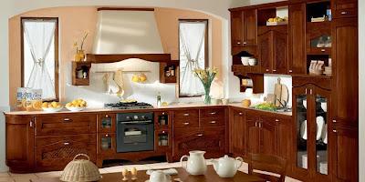 Dapur Gaya Klasik