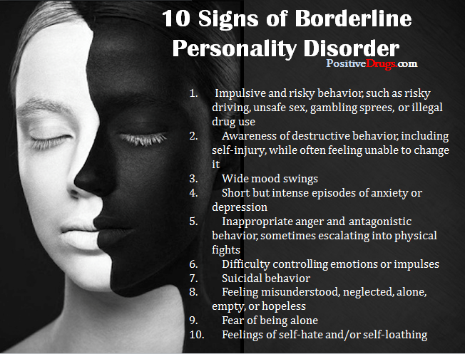 dating a girl with borderline personality disorder Nice guy meets abusive borderline personality  woman who likely has borderline personality disorder  a girl i had just started dating convince me.