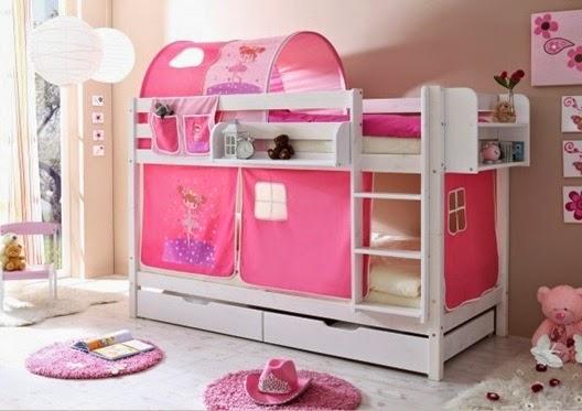 10 dise os de camas camarote o literas para el dormitorio - Camas literas para ninas ...