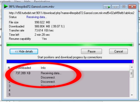 resume download IDM yang gagal, cara resume download idm yang terputus, resume download idm di komputer