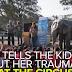 Τι διδάσκει ένας ελέφαντας στα παιδιά...