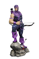 Hawkeye (Marvel Comics) Character Review - Statue Product 1