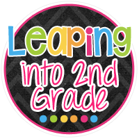 Leaping Into 2nd Grade
