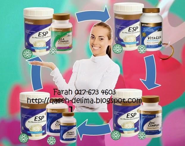 ESP untuk wanita