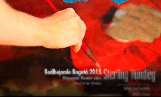 MasterClass con Sterling Hundley y Pedro Covo en Bogotá
