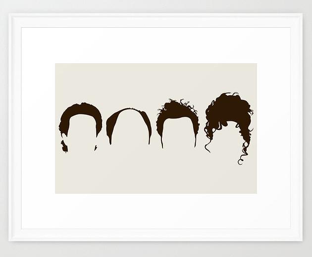 seinfeld hair