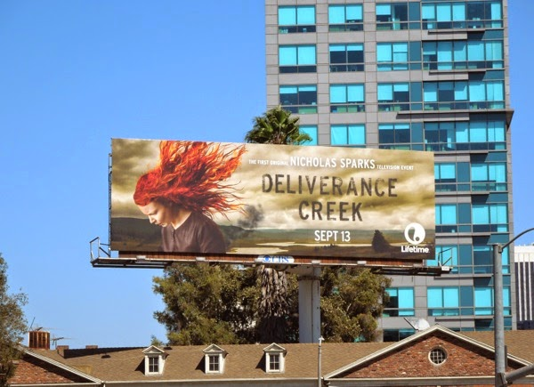 Deliverance Creek Lifetime billboard