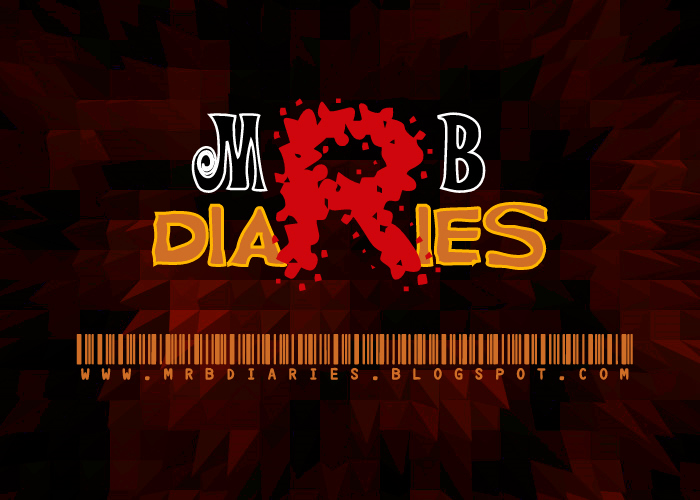 MRB Diaries