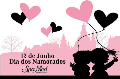 12 de Junho Dia dos Namorados
