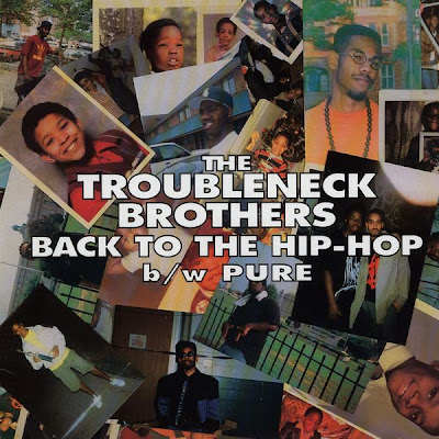 The Troubleneck Brothers – Back To The Hip-Hop / Pure (VLS) (1994) (160 kbps)