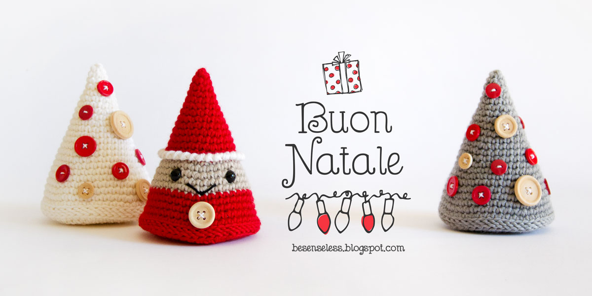Amigurumi Natale Tutorial Italiano : Airali design. Where is the Wonderland? Crochet, knit and ...