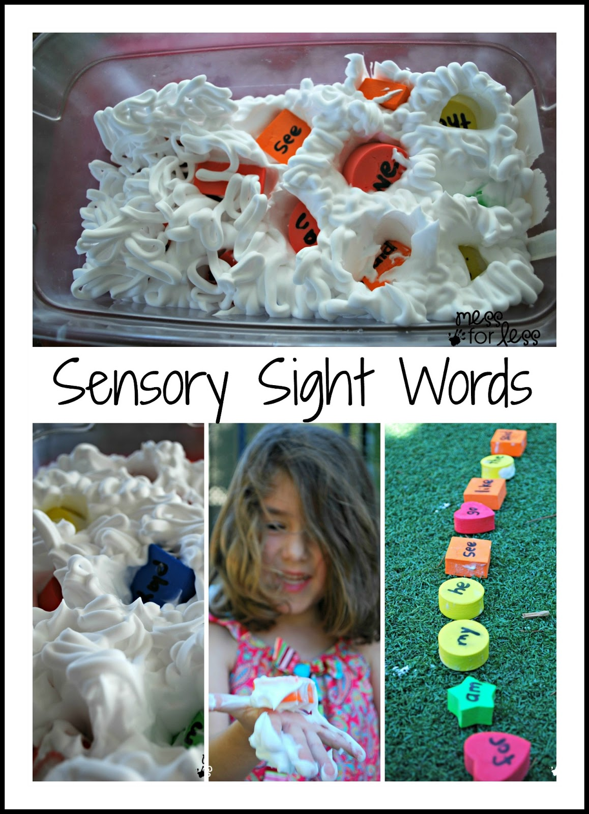 144 Best Sight Word Fun images | Sight word practice ...