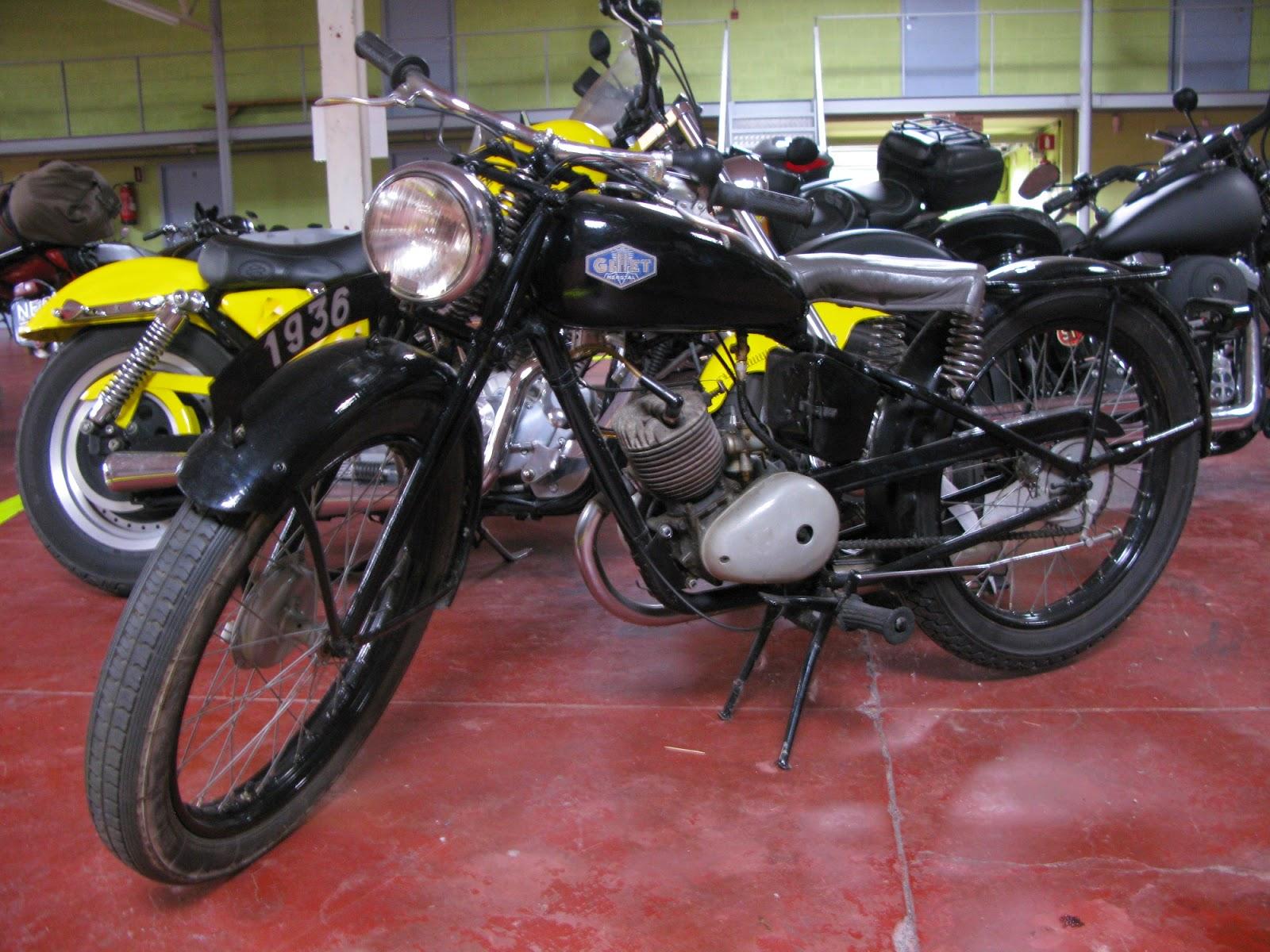 Gillet Herstal motorcycle