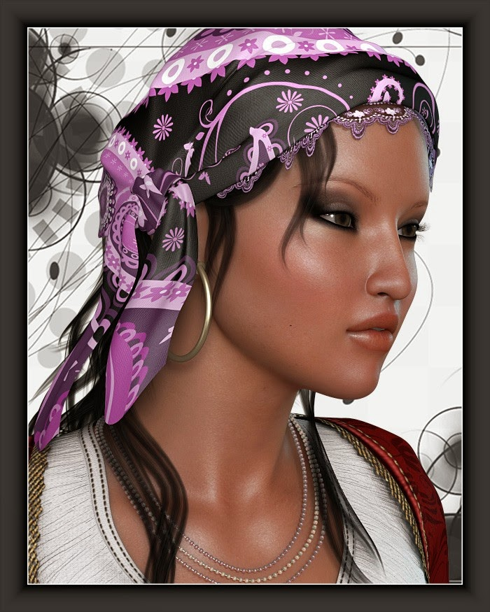 ShoXoloR pour Gypsy cheveux