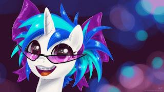 Litlle Pony Vynil