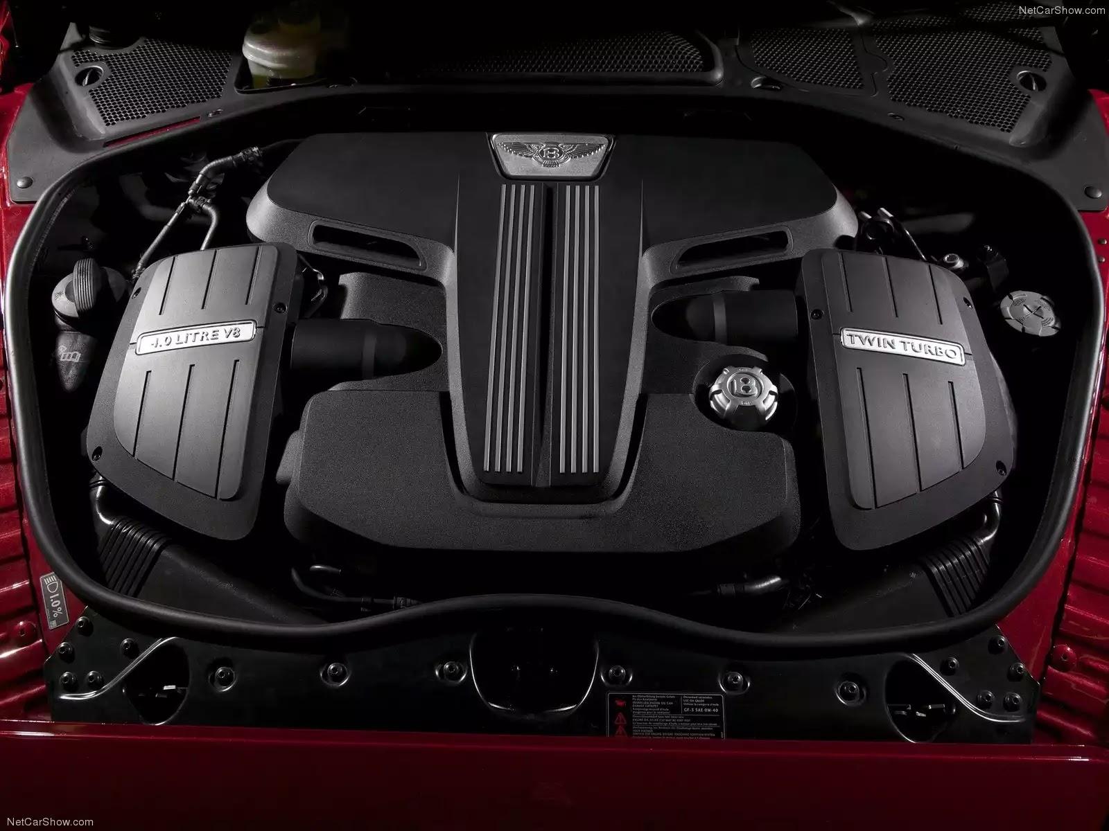 Hình ảnh xe ô tô Bentley Continental GT V8 2013 & nội ngoại thất