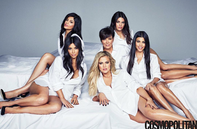 Cosmopolitan names Kardashians as America's first family