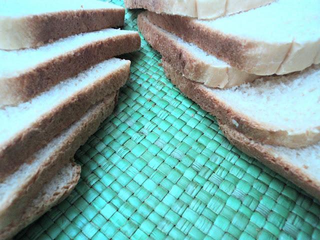 pan, pan de molde, miel, mantequilla, receta, casera, desayuno