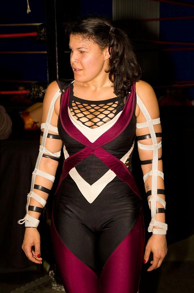 Vanessa Kraven - Women's Pro Wrestling