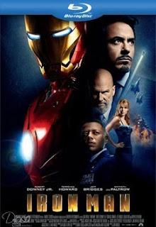 Iron Man HD 1080p Latino 2008