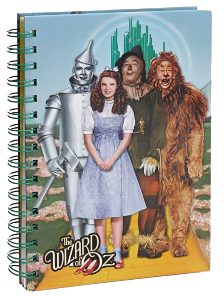 Curiozity corner barnes and noble wizard of oz th